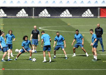 El Madrid y el cosquilleo de la Champions
