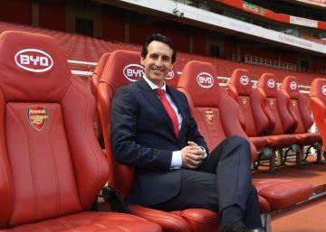 Emery acepta el reto de suceder a Wenger