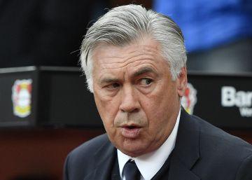 Ancelotti, nuevo entrenador del Nápoles