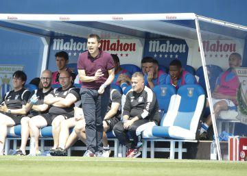 Garitano firma como entrenador de la Real Sociedad