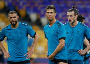 Bale y Benzema afrontan el juicio final