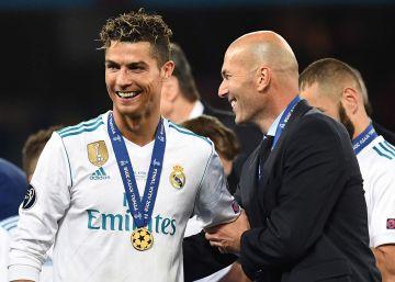 """Cristiano: """"Ha sido muy bonito jugar en el Madrid. Hablaré en los próximos días"""""""