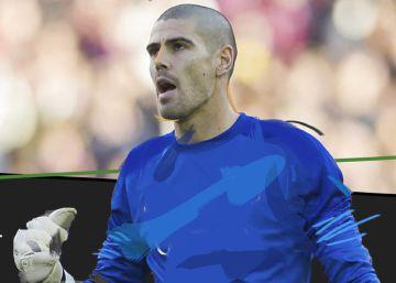 Víctor Valdés inicia su carrera como técnico en el Juvenil A del Moratalaz