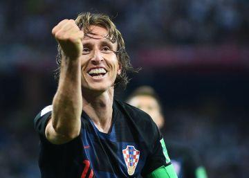 """""""Modric es el jugador que todo niño croata quiere ser"""""""