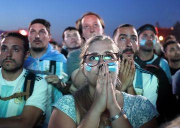 Qué opciones le quedan a Argentina para clasificarse para los octavos del Mundial
