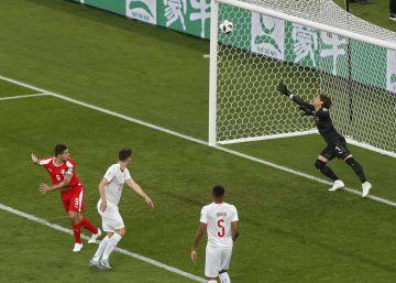 Serbia - Suiza, el partido en directo