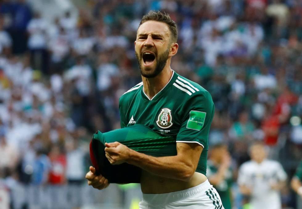 """Layún  """"México debe creer que puede ser campeón""""  d8b6eed20112d"""