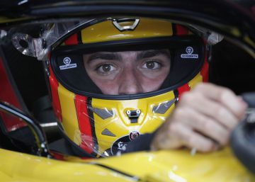 """Carlos Sainz: """"Sería un placer quedarme en Renault"""""""