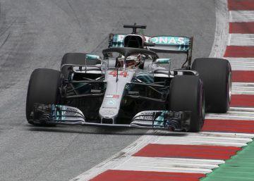Bottas se lleva la 'pole' del GP de Austria