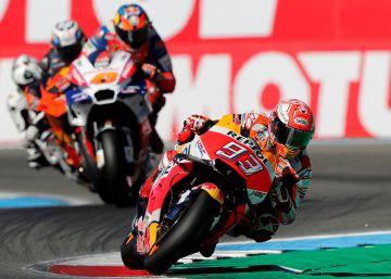 Triplete español en el Gran Premio de Holanda