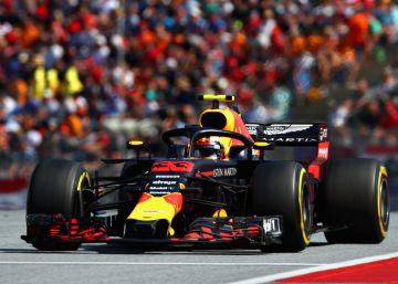 Mercedes se hunde, Verstappen gana y Vettel recupera el liderato del Mundial