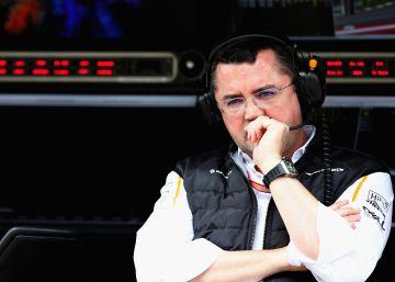 Éric Boullier dimite como director de McLaren