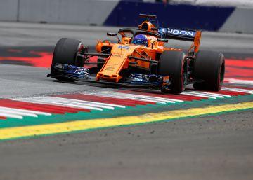 """McLaren considera que volver a ganar puede llevarle """"de dos a 10 años"""""""