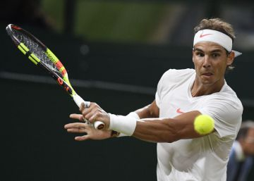 Nadal cae ante Djokovic en la semifinal de Wimbledon tras un 10-8 en el quinto set