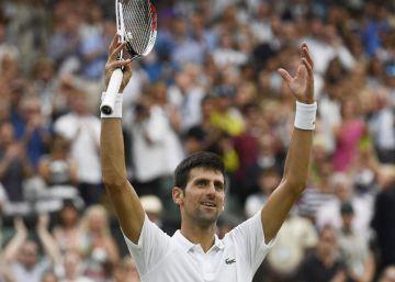 El gran Djokovic ha vuelto