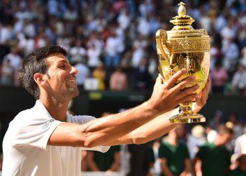Bienvenido, Djokovic