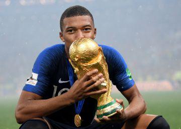 """Mbappé: """"Me quedo al cien por cien en el PSG"""""""