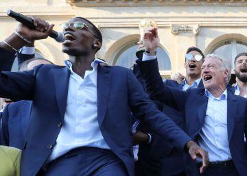 Francia abandera la nueva moda del 'fútbol hormigón'