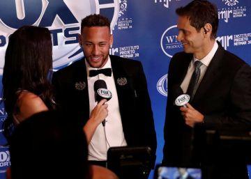 """Neymar se queda en París: """"Quiero triunfar en el PSG"""""""