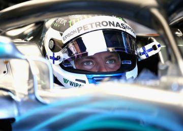 Mercedes le concede otro curso a Bottas