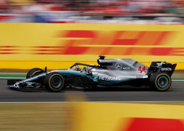 Hamilton aprovecha el abandono de Vettel y retoma el liderato de la F1