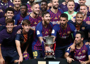 Para Messi no hay fronteras