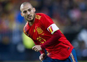 Silva se retira de la selección y pone fin a los bajitos
