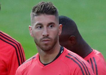 """Ramos: """"El Madrid no va a dejar de ganar por haberse ido Cristiano"""""""