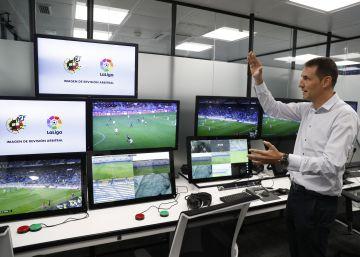 El VAR llega al fútbol español