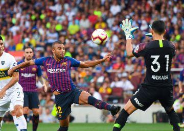 Un Gamper para la autoestima del Barça
