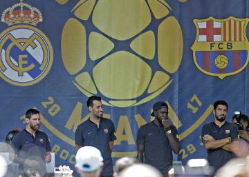 LaLiga española disputará partidos oficiales en Estados Unidos