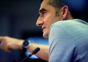 """Valverde: """"Lo difícil es volver a ganar"""""""