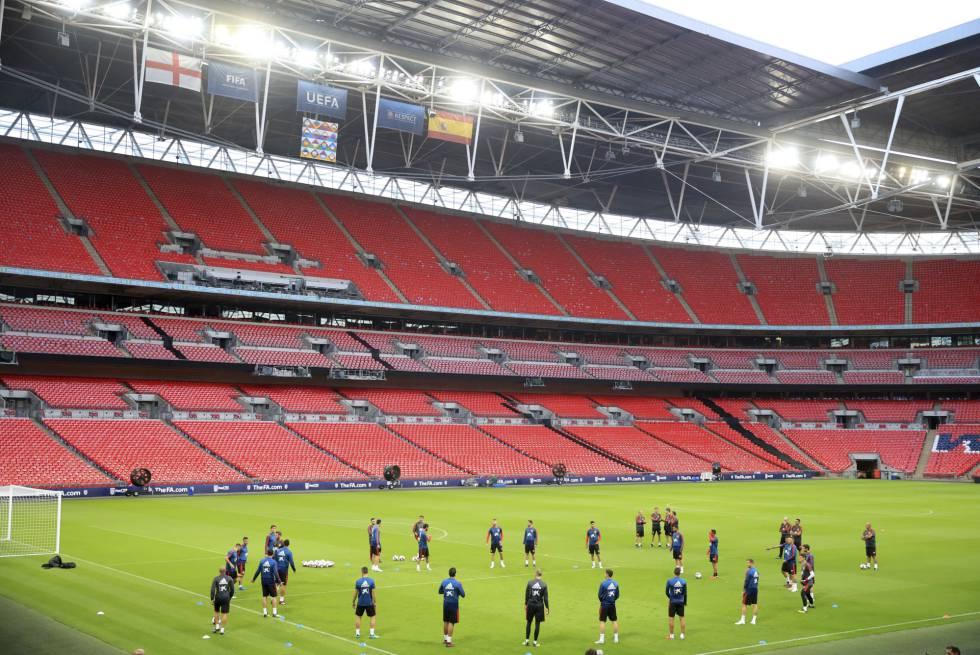 El estadio Wembley albergará a 45 mil espectadores para la final de la Eurocopa