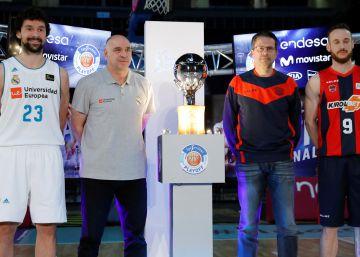 Las ventanas FIBA dejan al Baskonia sin 11 jugadores
