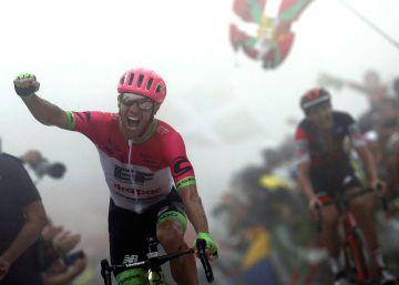 El ascenso irresistible de Enric Mas en la Vuelta