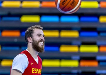"""Sergio Rodríguez: """"El deporte va más rápido que la vida"""""""