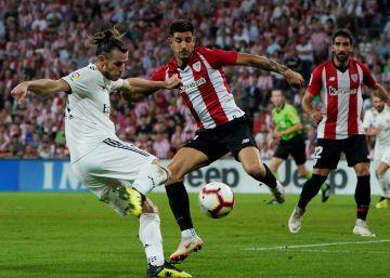 El Athletic y el Real Madrid empatan en un partido vibrante