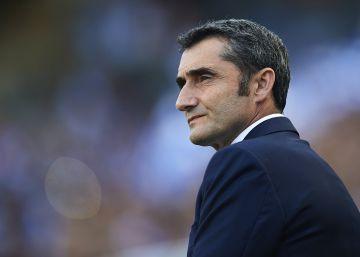 "Valverde: ""Me voy un poquito preocupado"""
