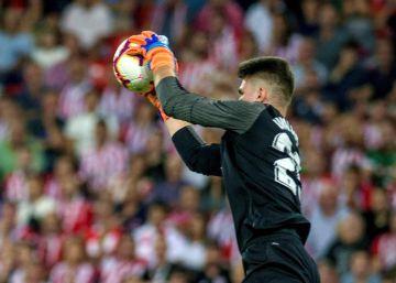Un cadete frena al Madrid