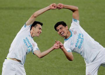 El PSV de 'Chucky' Lozano y Gutiérrez espera al Barça