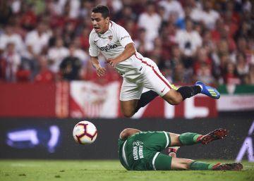 El Getafe le da un repaso al Sevilla