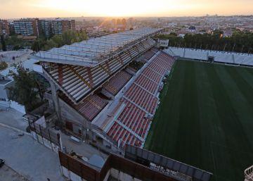 El Rayo Vallecano no sabe todavía si podrá jugar en Vallecas el sábado
