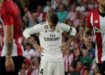 Pronto empieza la crisis en el Madrid