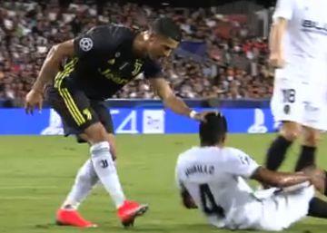 Todas las expulsiones de Cristiano Ronaldo