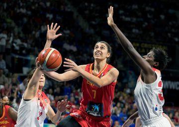 España vence 84-70 a Japón en su debut en el Mundial
