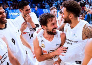 El Real Madrid derrite al Baskonia y reina también en la Supercopa