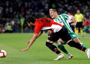 Betis y Athletic juegan dos partidos
