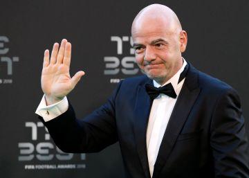 The Best 2018: horario y dónde ver la gala de los premios de la FIFA