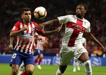 Atlético - Huesca en directo, LaLiga Santander en vivo