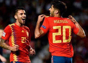 España - Inglaterra: horario y dónde ver la Liga de las Naciones